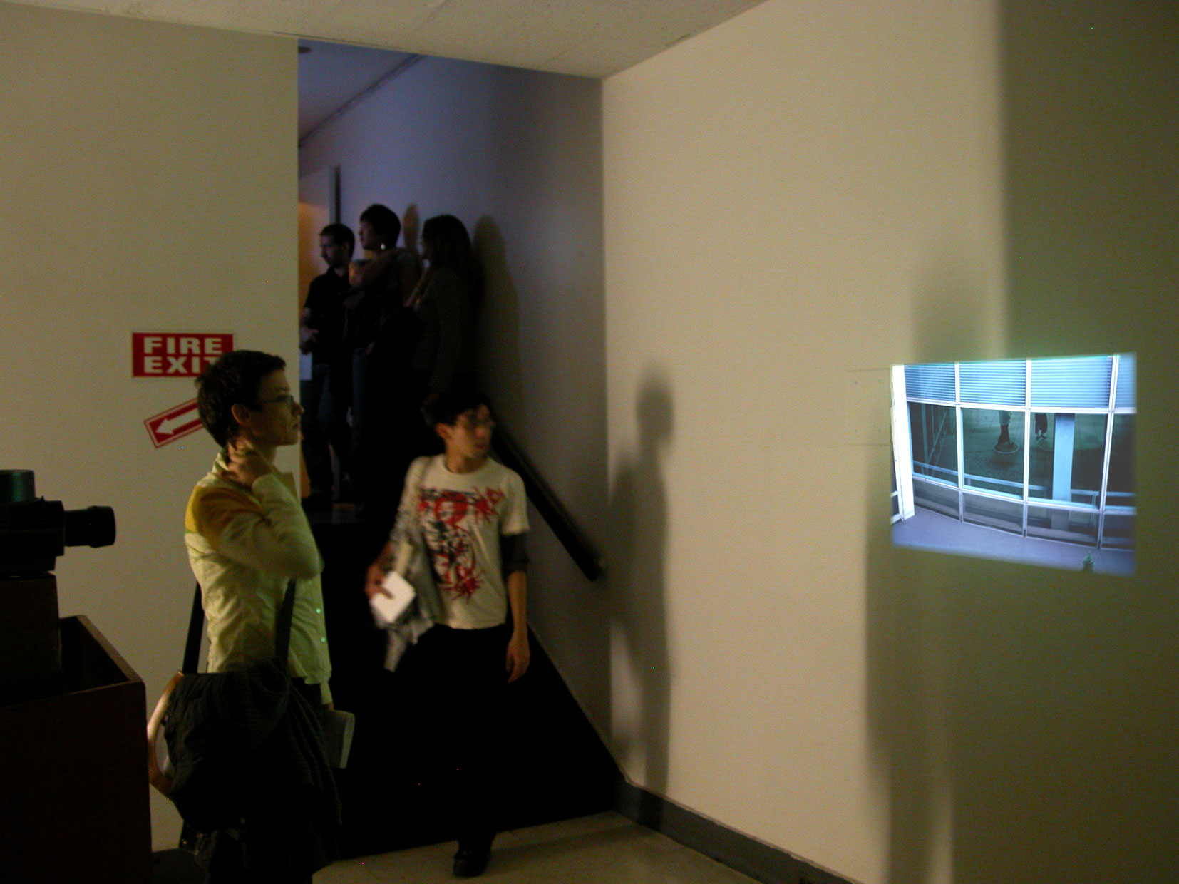 Installation View, Vera List Center of the Arts, New York