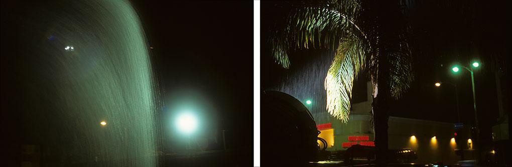 Sprinkler #1, Spotlight #3